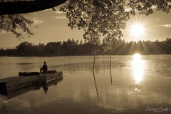 Little boy fishing. #river #sweetwater #newjersey #MullicaRiver #summer (Sweet Cedar Photography) Tags: river sweetwater newjersey mullicariver summer 2017 mullica riverhouse sunset