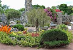 In A Garden (ACEZandEIGHTZ) Tags: nikon d3200 gardens coralcastle coralrock southflorida homestead florida