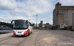 Bus Eireann LC312 (171D10135). (Fred Dean Jnr) Tags: buseireann lc312 171d10135 kennedyquaycork cork july2017 samsung vdl bova futura fhd2