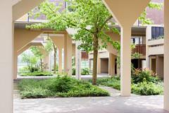 Kasbah Hengelo, Piet Blom architectuur (-Ebelien-) Tags: ebelien 2017 kasbah hengelo pietblom architectuur