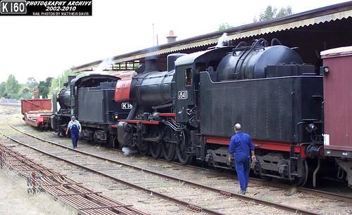 K160-J541 Castlemaine
