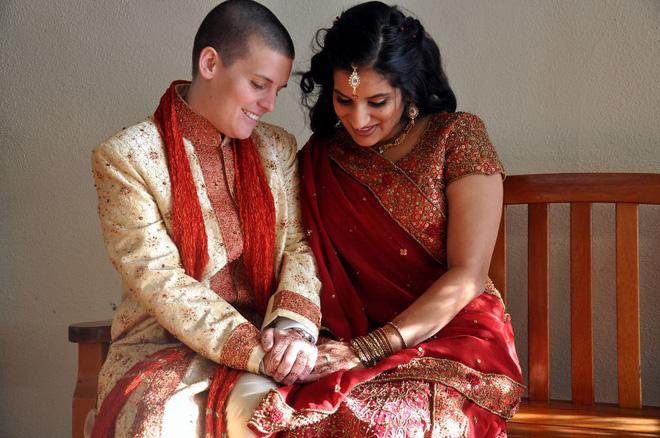 19 khoảnh khắc đám cưới đồng tính tuyệt đẹp khiến con người ta thêm niềm tin vào tình yêu - Ảnh 37.