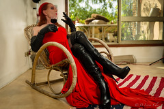 1574 (D'Licia Clic) Tags: maitresse cuir leather mistress
