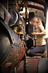 The Engineer (PentlandPirate of the North) Tags: tractionengine cheshiresteamfair engineer supremacy daresbury