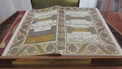 Precious Quran in Selimiye mosque (*SHERWOOD*) Tags: cyprus nicosia lefkoşa selimiyemosque kuzeykıbrıstürkcumhuriyeti stsophiacathedral coran
