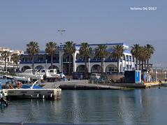 Almería. Roquetas. 26 Club Náutico (ferlomu) Tags: almeria andalucia ferlomu mar roquetasdemar