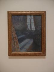 DSCN9077 _ Night in Saint-Cloud, 1893, Edvard Munch, SFMOMA (Matthew Felix Sun) Tags: sanfrancisco sfmoma museum munch edvardmunch exhibition july 2017 betweentheclockandthebed