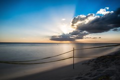Sunset in Bayahibe (Silver_63) Tags: sunset tramonto santo domingo