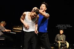 d'Ayelen Parolin  DSC_9431Mirabelwhite (Mirabelwhite) Tags: danse danseur piano coree argentine cdc avignon festivaldavignon nativos ayelenparolin lete davignon mirabelwhite
