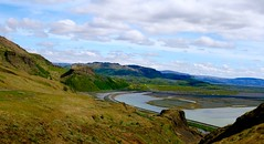 Þjórsárdalur (skolavellir12) Tags: iceland cloud þjórsá þjórsárdalur gaukshöfði