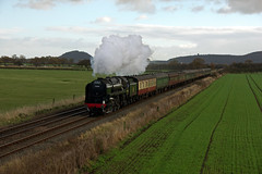 70000 (colinirwinphotography) Tags: 44871 elr gala steam winter bury east lancs railway 70000 brittania cathedral express