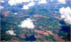 Foto aérea da Foz do Iguaçu (o.dirce) Tags: fotoaérea paisagem fozoiguaçu odirce brasil nuvens