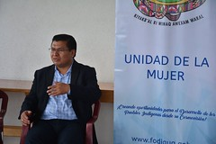 "Reunión - socialización con mujeres indígenas • <a style=""font-size:0.8em;"" href=""http://www.flickr.com/photos/141960703@N04/35120981192/"" target=""_blank"">View on Flickr</a>"