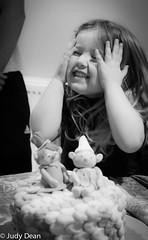 Great Glee! (judy dean) Tags: judydean 2017 granddaughter birthday cake glee joy unbridled excitement