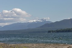 "Mount Arrowsmith and the Ocean 2 (Tynan Phillips) Tags: nature nikon nikond90 d90 dslr ocean coast sea beach landscape oceanscape ""denmanisland"" bc ""britishcolumbia canada ""mountarrowsmith"" ""mtarrowsmith"" mountain mountains"