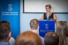 Varsity Shield Robyn Lock Speech (Swansea University) Tags: swanseauniversity students sport varsity shield event singleton campus robyn lock presentation speech
