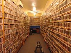Music Room (galiuros) Tags: tucson tucsonarizona kxci cd musicroom communityradio