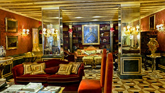 Gritti (Outlaw_Pete) Tags: friends venice italy gritti palace interior furnishings hotel sumptuous