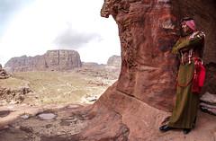 Lars lightroom bw-4140685 (klausen hald) Tags: jordan petra man outdoor nabataeans