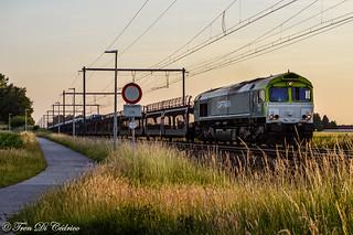 Captrain 6609  Belsele