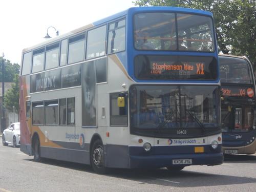 Stagecoach 18403 KX06 JYE