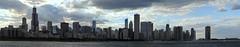 Chicago Skyline Afternoon (HyougaPhotography) Tags: sigma85mmexhsm pentax pentaxk1 chicago skyline chicagoskyline cityskyline nightskyline panorama