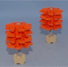 Space Trees (Mantis.King) Tags: lego legogaming moc mechaton microscale mobileframezero mf0 mfz scifi futuristic scenery terrain wargames