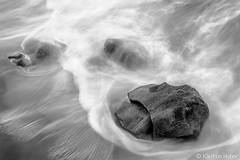 Laguna Beach - Hypnotic Surge_B&W (www.karltonhuberphotography.com) Tags: 2017 bw beach blackandwhite californiacoastline flowingwater hypnotic invigorating karltonhuber lagunabeach longexposure monochrome nature ocean outdoors pacificocean retreatingtide rocks sand seafoam seascape shorelinerocks silkywater southcounty southerncalifornia theoc therapeutic water watersedge