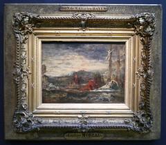 Gustave Moreau : La Calvaire, 1867. (neppanen) Tags: sampen discounterintelligence paris pariisi ranska france museo museum musee art taide kuvataide painting maalaus maalaustaide muséed'orsay d'orsay orsay d´orsay gustave moreau gustavemoreau