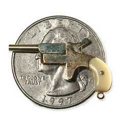 Miniature firearms: a country of Lilliput at your home (katyashelest) Tags: miniaturefirearms minigun accessories fashion