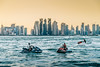 Sunsets are better on a waterscooteer (ReinierVanOorsouw) Tags: sonya7r sony middleeast middenoosten reizen travelling doha sonya7rii a7r a7rii reiniervanoorsouw reisfotografie reiniernothere reis reinierishere katar دولة قطر citytrip city citylife الدوحة катар 卡塔尔