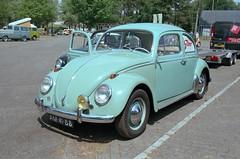Wanroij 2017 - 35mm film (Ronald_H) Tags: wanroij 2017 35mm film vw volkswagen air cooled classic car nikon fm10 am4188 beetle bug turquoise