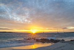 2017-04-23_05-52-32 Orient Beach Sunrise (canavart) Tags: sxm stmartin stmaarten sintmaarten sunrise orientbeach orientbay morning dawn spectacular tropical caribbean fwi
