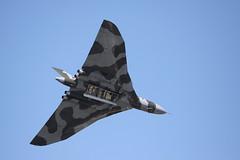 G-VLCN / XH558 Fairford 19/07/15 (Andy Vass Aviation) Tags: fairford vulcan gvlcn xh558 royalairforce