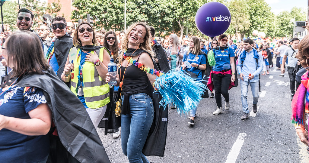 LGBTQ+ PRIDE PARADE 2017 [ON THE WAY FROM STEPHENS GREEN TO SMITHFIELD]-130136