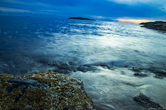North sea long exposure (Morten T.) Tags: sea sealife seascape norway norge canon canoneos80d canonphoto clouds cloud
