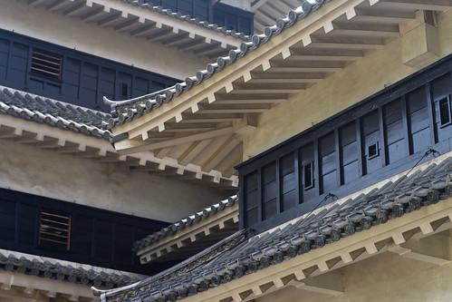 Interlocking roof lines
