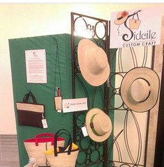 EXHIBITOR FINDS MARKET AT CHRISTMAS IN JULY TRADE SHOW