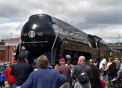 5-611InPetersburg (T's PL) Tags: nikontamron tamronnikon tamron18270f3563diiivcpzd tamron18270 d7200 nikon nikond7200 nikondslr petersburgva tamron tamron18270mmf3563diiivcpzd va virginia 611 locomotive train nw611 steamlocomotive nw611steamlocomotive