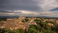 Perugia (hjuengst) Tags: umbrien umbria italy perugia clouds sun landscape