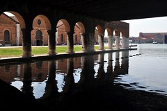 Arsenale (mikael_on_flickr) Tags: arsenale biennale biennalevenezia biennale2017 acqua water venezia venedig venice reflection riflesso reflejo