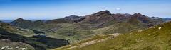Snowdonia Panorama (Paul Sivyer) Tags: snowdonia snowdon moelhebog paulsivyer wildwalescom