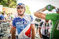 Tour de France 2017 #Behind the Scene (equipecyclistefdj) Tags: arrivée chaleur fatigue