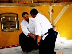 Hardy & Christian (Hardys Photoshooting) Tags: aikido budoberlin hardylietsche aikijutsu uckermark fergitz landdojo