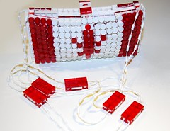 IMGP9629 (deborah higdon - buildings blockd) Tags: lego fabric fabrick purse fashion clothing