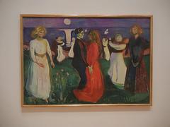 DSCN9172 _ The Dance of Life, 1925, Edvard Munch, SFMOMA (Matthew Felix Sun) Tags: sanfrancisco sfmoma museum munch edvardmunch exhibition july 2017 betweentheclockandthebed