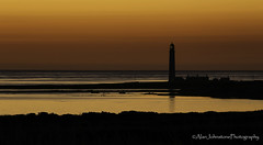 Barns Ness (ajp~) Tags: barnsness barnsnesslighthouse dunbar eastlothian scotland coast coastline landscape panorama lighthouse sea water reflections silhouette canon 6d canon70300mmf456l alanjohnstone