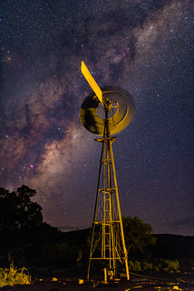 The Southern Cross in the Milky Way