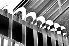 SHEFF 1706252526 (Harry Halibut) Tags: 2017©andrewpettigrew allrightsreserved imagesofsheffield images sheffieldarchitecture sheffieldbuildings sheffieldcurvedcorners colourbysoftwarelaziness south yorkshire publicartinsheffield public art streetart graffiti murals curved corners