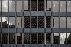 re·flec·tion (Jovan Jimenez) Tags: reflection chicago building architecture architectural sony ilce 6500 a6500 nikon 50mm eseries e series pancake manual focus lens street windows illinois alpha lines close up abstract seriese vintage mirrorless